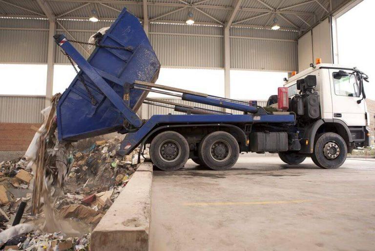 Waste Transfer & Tipping Yard
