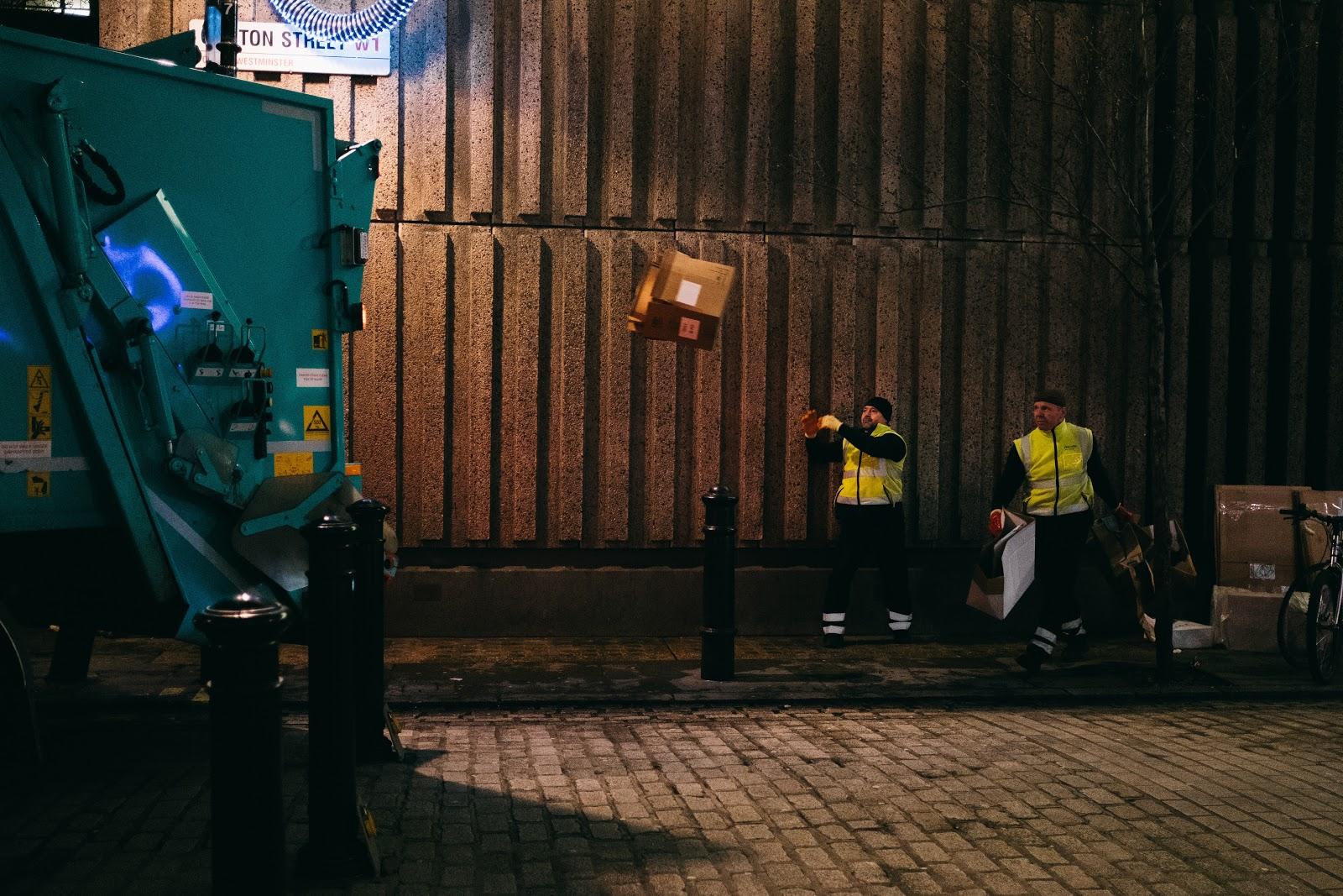 No 1 Junk Street Where Does Trash Go