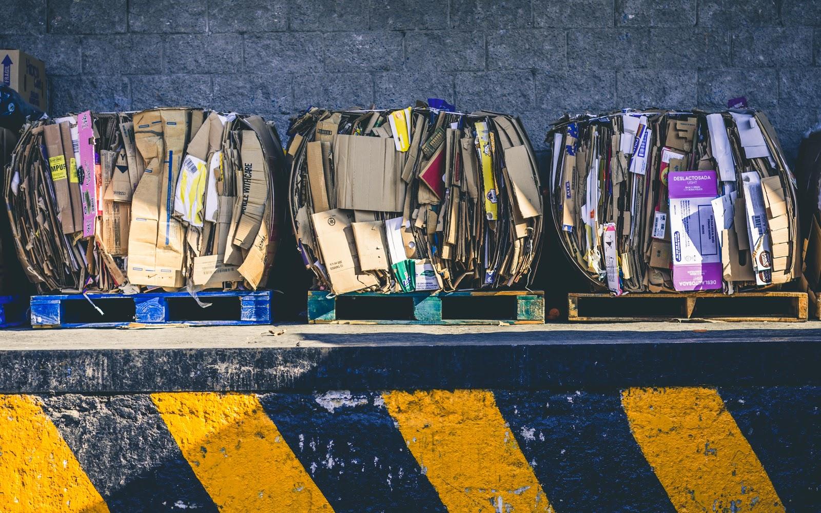 No 1 Junk Street World Garbage Denmark