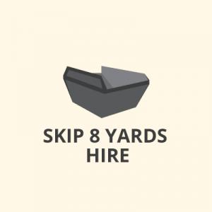 8 Yards Skip