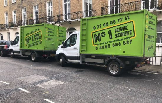 waste removal chingford